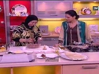 Recette de Pastilla à la Dinde aux fromage