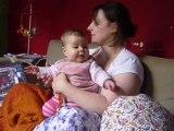 Juliette danse avec sa cinglée de maman
