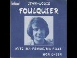 Jean-Louis Foulquier avec ma femme ma fille mon chien (1972)
