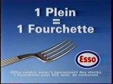 Publicité Esso 1995