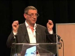 Serge Portelli Villejuif Meeting 25/09/10 collectif des 39
