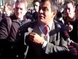 Le Racialisme de la Pro-Sioniste Marine Le Pen.  Farid Smahi