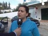 Tunus'ta şiddetin son hedefi euronews ekibi oldu