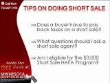 Circle Pines Short Sale Tips - Minnesota Short Sales