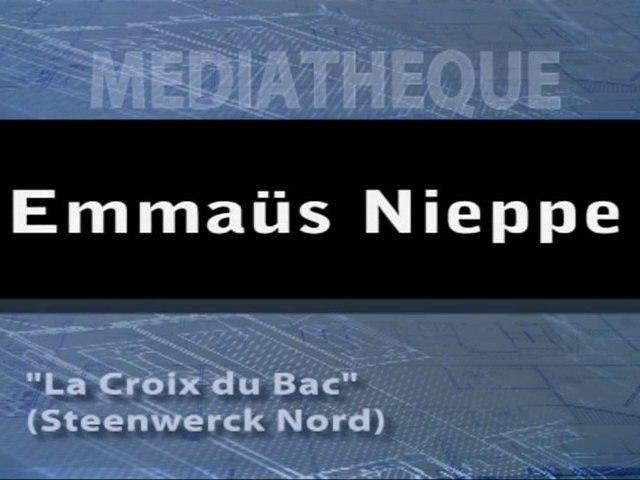Emmaüs Nieppe et la médiathèque de Steenwerck 04-2010