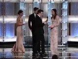 Chris Colfer - 2011 Golden Globes Awards