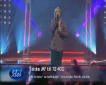 Jay Smith - Against all odds (Phil Collins) Sweden Idol 2010