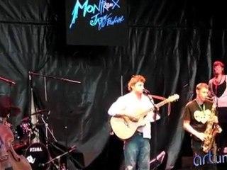 Pamplemousse Les 3 troquets Live! @ Montreux Jazz Festival