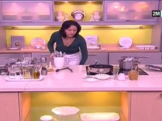choumicha - recette de cuisine recette asiatique de poulet à la sauce moutarde