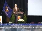 FIL DE L'ACTU - cérémonie des voeux à Noyelles-sous-Lens