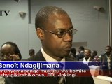 Interview avec Benoît Ndagijimana