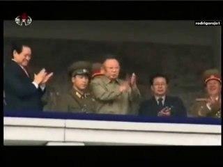 (KCTV)  65iéme anniversaire du Parti du Travail de Corée