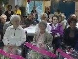 Espérance de vie: les 5 centenaires Saint-Julien-les-Villas