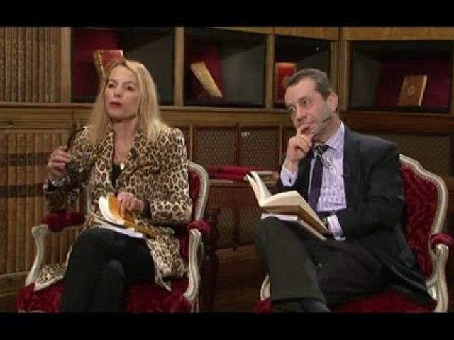 Le Cercle littéraire de la BnF - Entretien du 15 fév. 2010