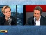 Nathalie Kosciusko Morizet sait se faire rembourser par la SNCF