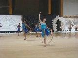 Fête de la Gym 2011, gymnastique rythmique