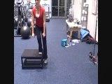 Natalie Portman Workout for Black Swan
