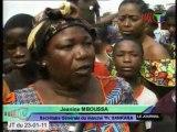 Opération salubrité au marché Thomas Sankara