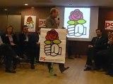 Bertrand Delanoé soutient les candidats aux cantonales 2011