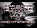 canada debt consolidation credit counseling