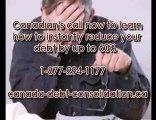 canada debt consolidation loans canada