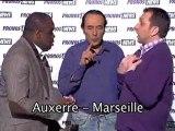 Cpe Ligue - Auxerre vs Marseille - Le 19/01 - 20H45