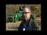 PRESSE-ENRUBANNEUSE CADIS MR810 en video avec le but de cette investissement