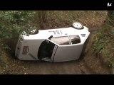 Crash 205 GTI Rallye des Routes du Nord 2009