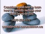 canada unsecured debt consolidation loan