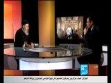 Abouna Guirguis sur France 24 Arabe (Les Coptes en Egypte)