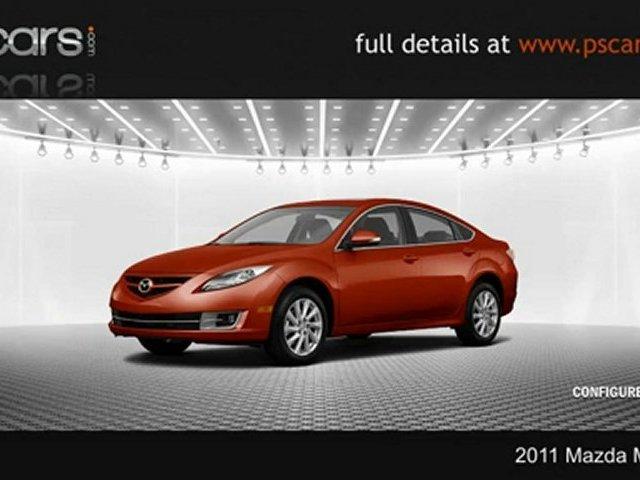 2011 Mazda MAZDA 6 review