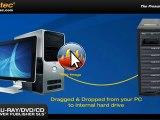 Aleratec 1:7 Blu-ray DVD CD Tower LightScribe Publisher ...