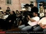 Cossío consigue en Paraguay apoyo de políticos, gobernantes y medios