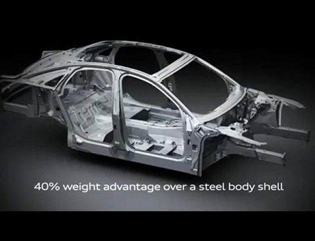 Audi A8 ASF – Audi Space Frame