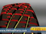 General Tire Extreme Traction Grabber Tires for Both On and Off Road
