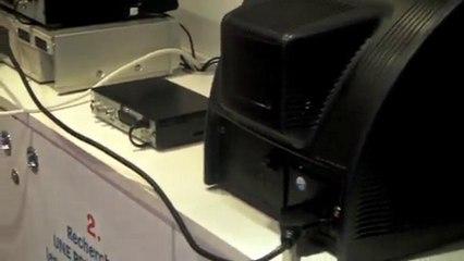 Télévision numérique : brancher un magnétoscope