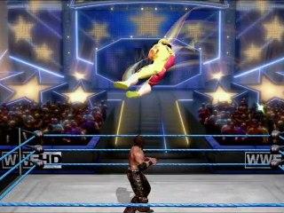 Randy Savage en colère de WWE All Stars