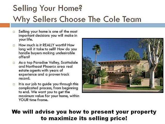 Scottsdale Real Estate | Paradise Valley Real Estate