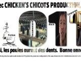 BONNE ANNÉE ! Les voeux de CHICKEN'S CHICOTS.