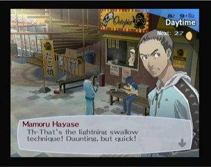 Persona 3 - 08/09 - Mamoru (1)