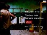 Publicité Levi's 501 1996