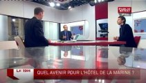 LE 19H,Renaud Donnedieu de Vabres, Pascal Blanchard et Fabienne Keller
