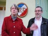 P. Ackermann et R. Bertrand aux cantonales à Mt-St-Vincent