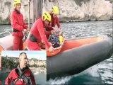 Exercice sauvetage grimp nautique 19.1.11