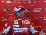 Anteprima GP Europa: Intervista a Fernando Alonso e Felipe Massa