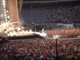 Robbie Williams concert Milan