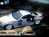 Need for Speed Carbon - 350Z Tuning Viewing