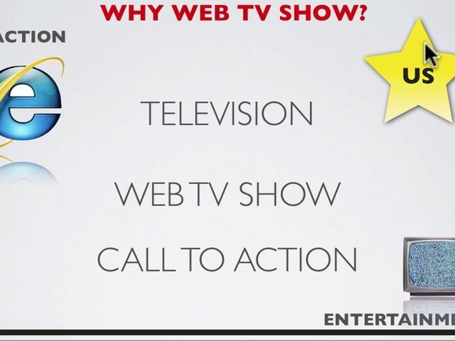 Web TV Show Animation Intros for Online Video Marketing