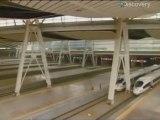 Technické zázraky Číny: Najrýchlejšia železnica (3/3, SK)