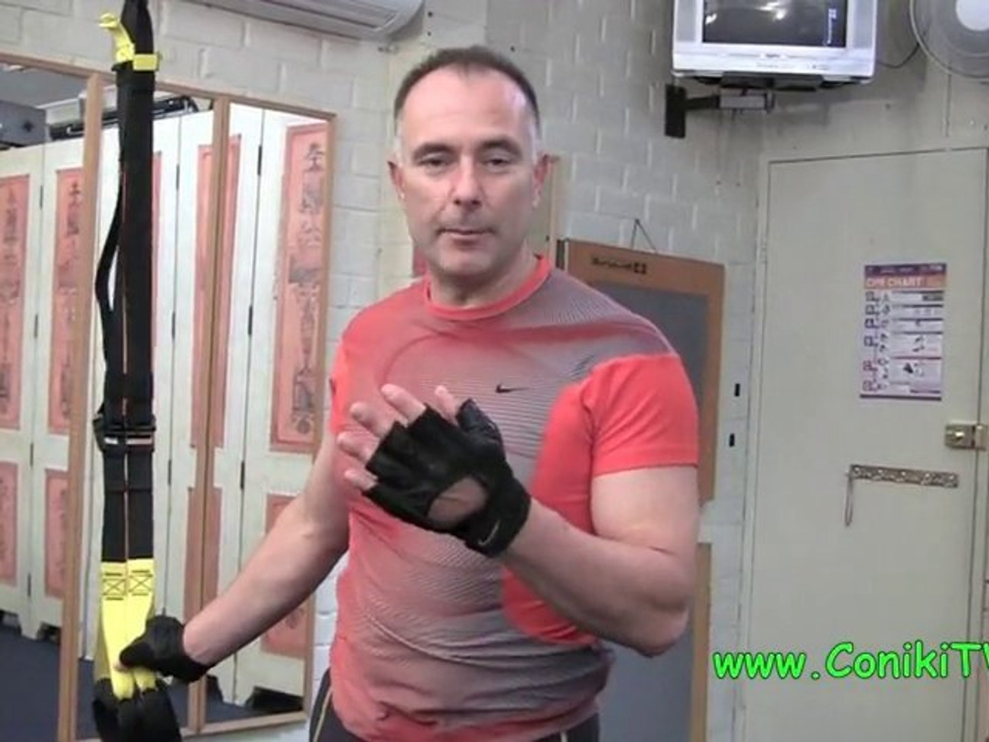 Tutorial - KRYPTONITE TRX CROSS UPS - How To